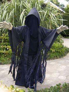 dementor costume make - Google Search