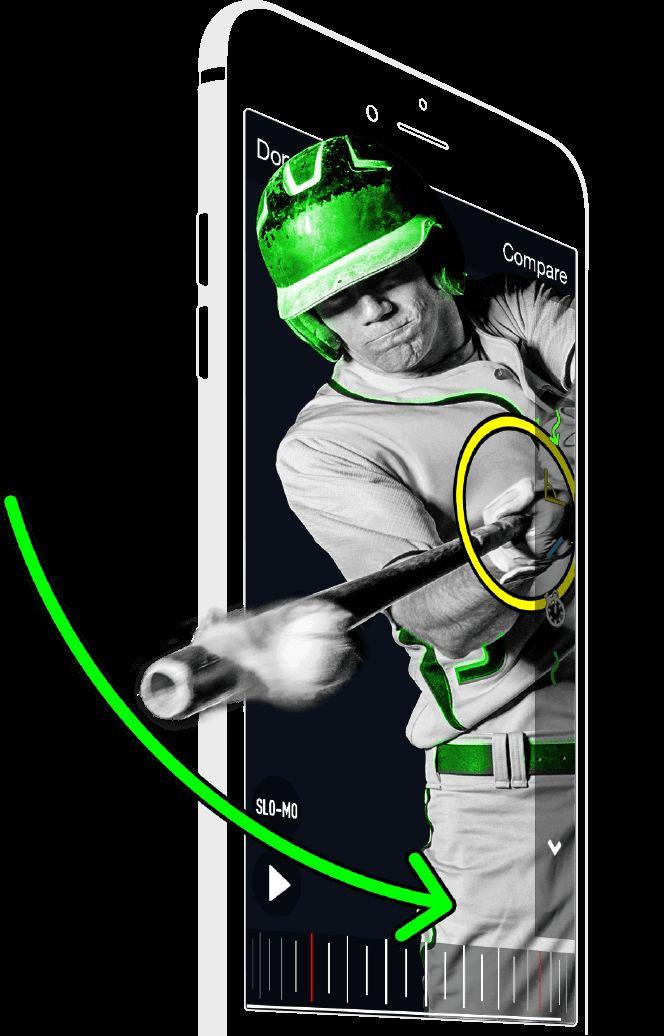 Coach's Eye Sports Video Analysis App. Optag video af en bevægelse med denne app - fx et spydkast og gå bagefter ind og se det i slowmotion og brug det til at lave bevægelsesanalyse og fejlretning. Et rigtig godt værktøj at bruge i idræt. Kan downloades til iOs, Android og Windows Phone