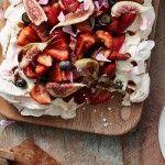 Balsamic Berry & Fig PavlovaTemple & Webster blog