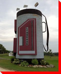 Worlds Largest Golf Bag - Orangeville, Ontario