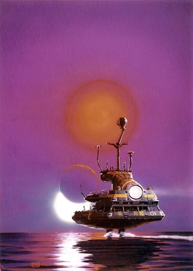 Peter Elson: Get Out Of My Sky