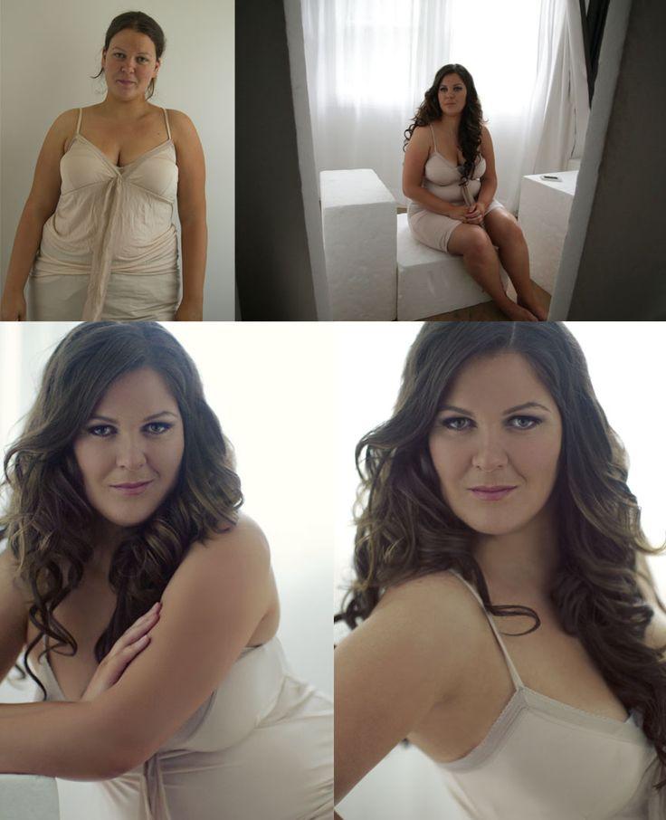 Posing Curvy Women