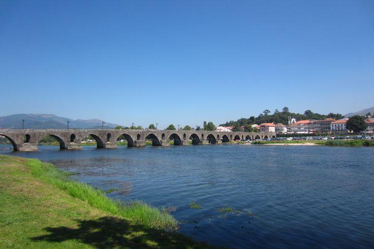 Medieval Bridge - Ponte de Lima