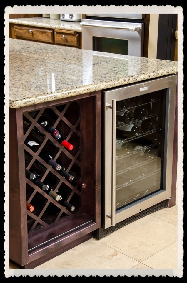 23 best images about wine racks on pinterest wine down black kitchen cabinets and drawers. Black Bedroom Furniture Sets. Home Design Ideas