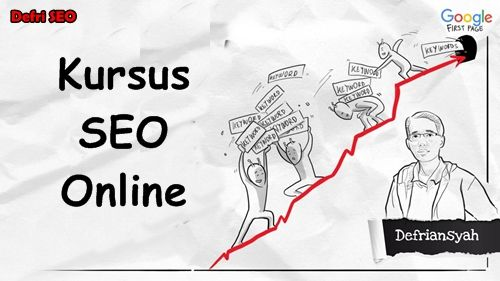 Kursus SEO Online Promo Januari 2016 Free Web Senilai 2Juta