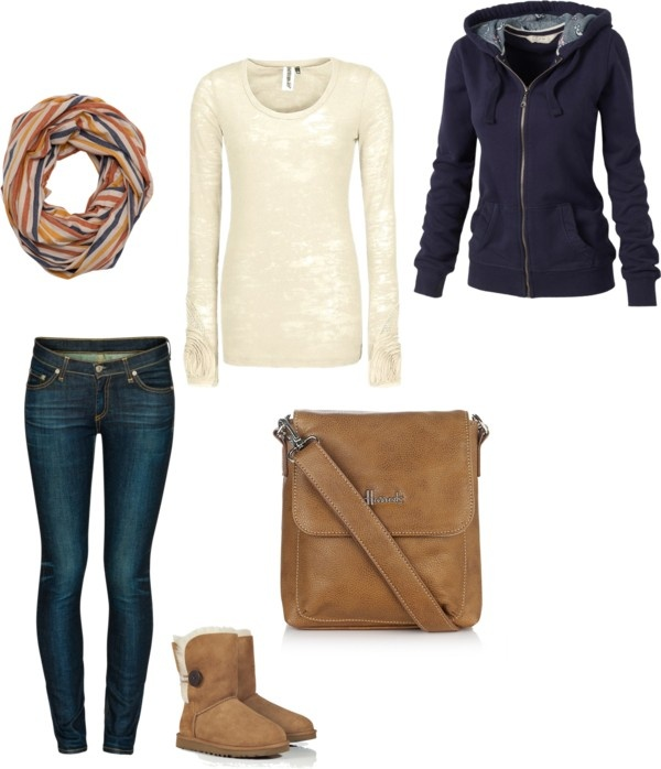 """""""perfect football game outfit"""" by mollypop-1 on Polyvore"""