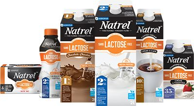 New Coupon!! Natrel Lactose Free Products