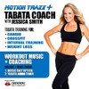 Tabata Coach: Workout Music Mix for Cardio, Crossfit, Interval Training and Weight Loss; With Fitness Instructor Jessica Smith, Deekron & Motion Traxx Workout Music