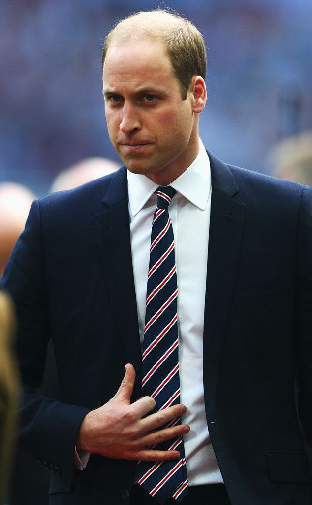 Prince William Calls for FIFA Reform Amid Corruption Scandal, Wears Glasses at 2015 FA Cup Final
