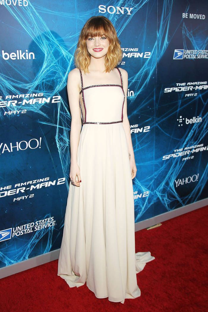 Prada - Les plus beaux looks d'Emma Stone - Elle