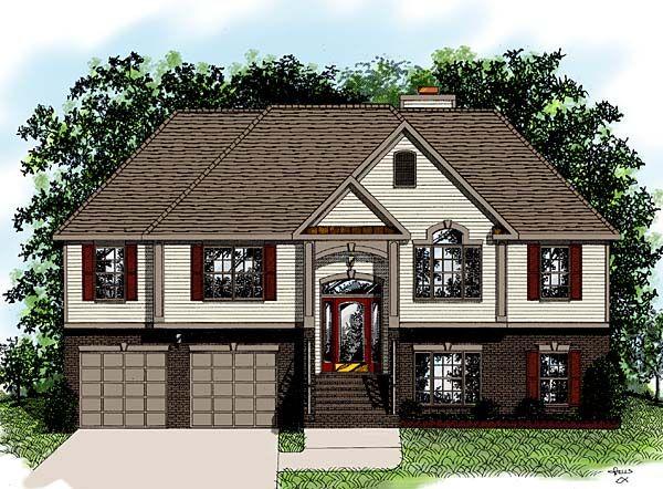 13 best house plans split level images on pinterest carriage house