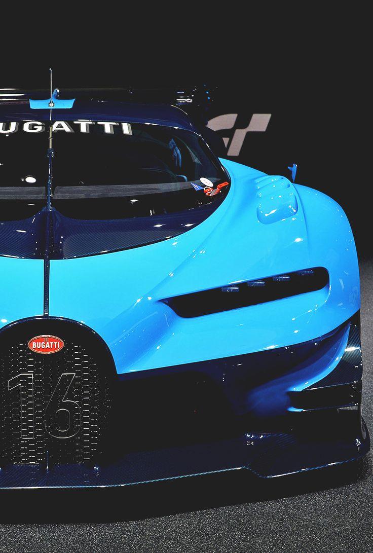 """lux-society: """" Bugatti Vision Gran Turismo """""""