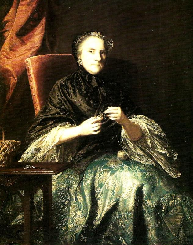 anne countess of albemarle Sir Joshua Reynolds