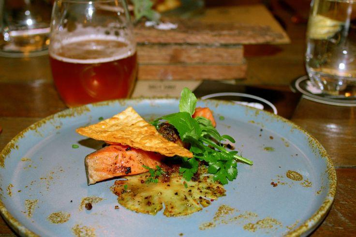 The Silly Tart Kitchen Beer & Bacon Degustation