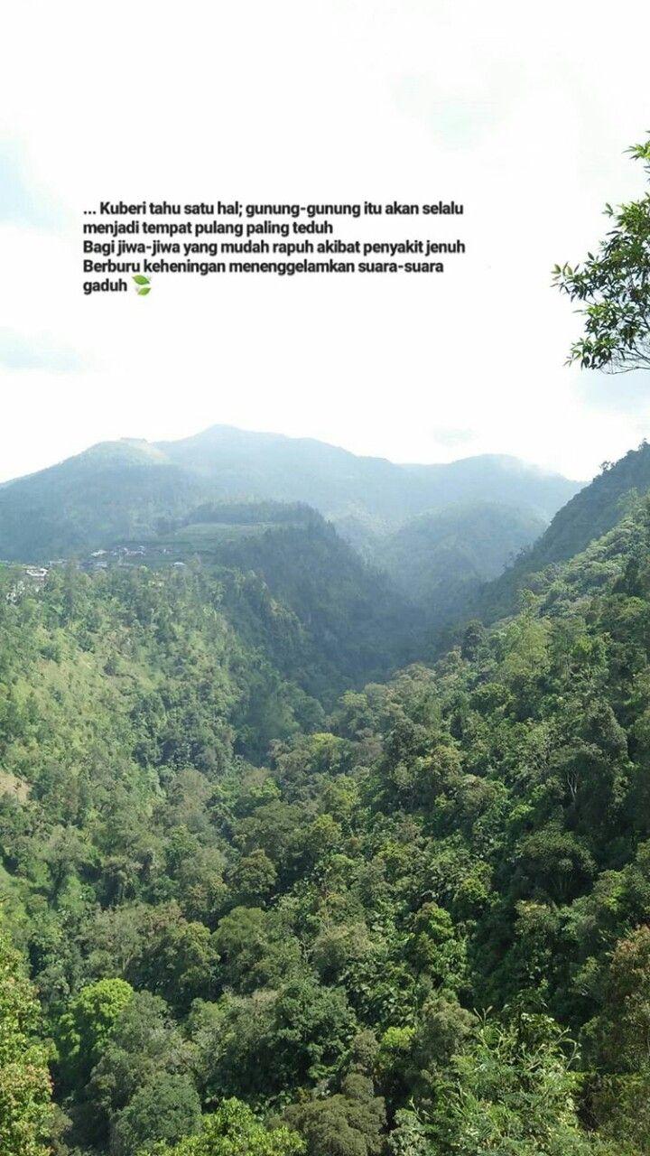 ku mencintai gunung seperti ku mencintai rumah ©retnodwic