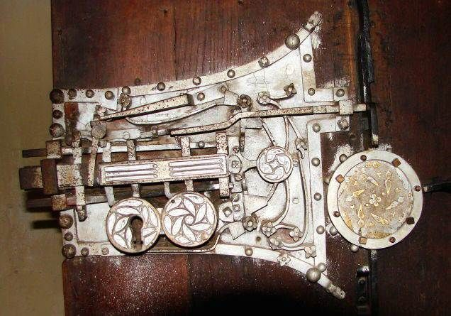14 Locks that guarded the most important treasures in the world
