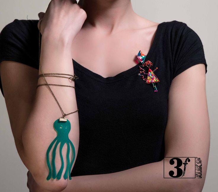 faux vijoux handmade jewellery