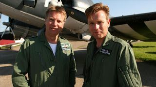 Critics At Large : Catastrophic Success: Bomber Boys - Featuring Ewan and Colin McGregor