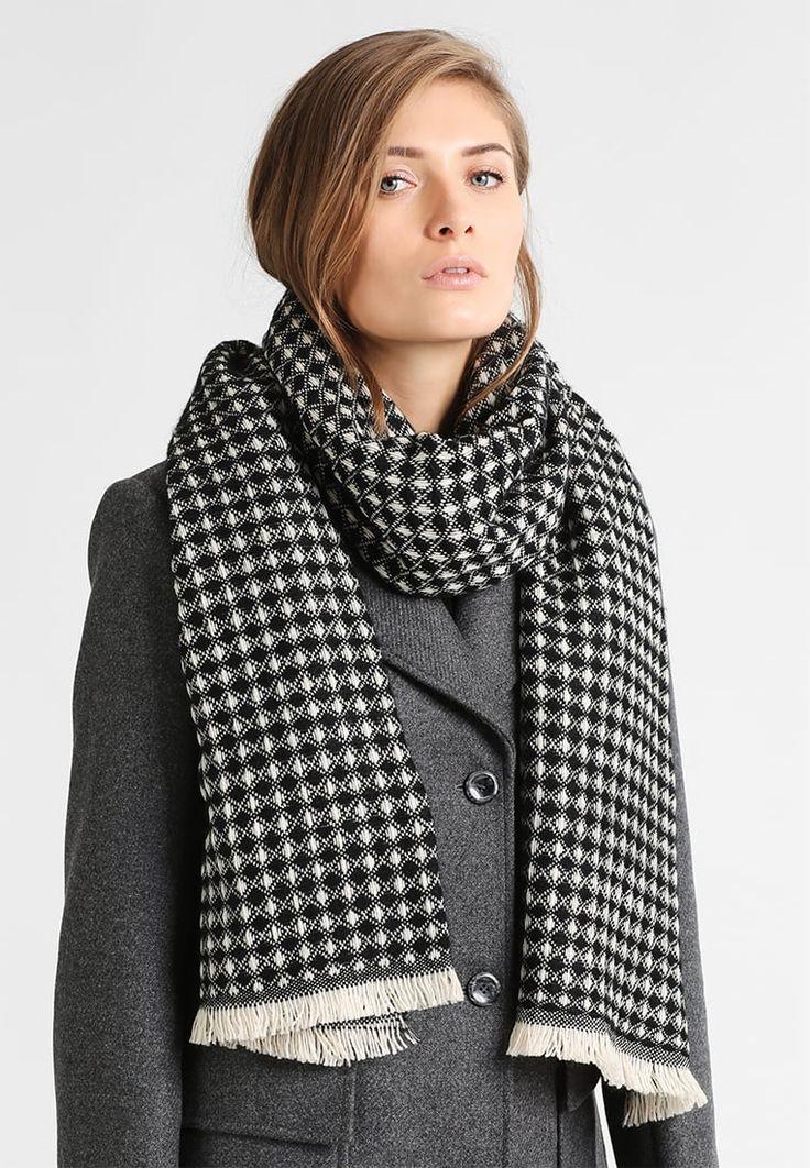 ¡Consigue este tipo de bufanda de Naf Naf ahora! Haz clic para ver los detalles. Envíos gratis a toda España. NAF NAF UROCK Bufanda ecru/noir: NAF NAF UROCK Bufanda ecru/noir Complementos   | Material exterior: 100% poliacrílico | Complementos ¡Haz tu pedido   y disfruta de gastos de enví-o gratuitos! (bufanda, bufanda, scarf, snood, knitted scarf, schal, bufanda, écharpe, sciarpa, bufandas)