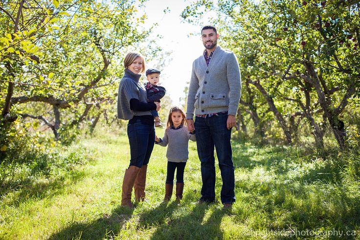 Burlington Family Photographer - Apple Orchard session brightsidephotography.ca