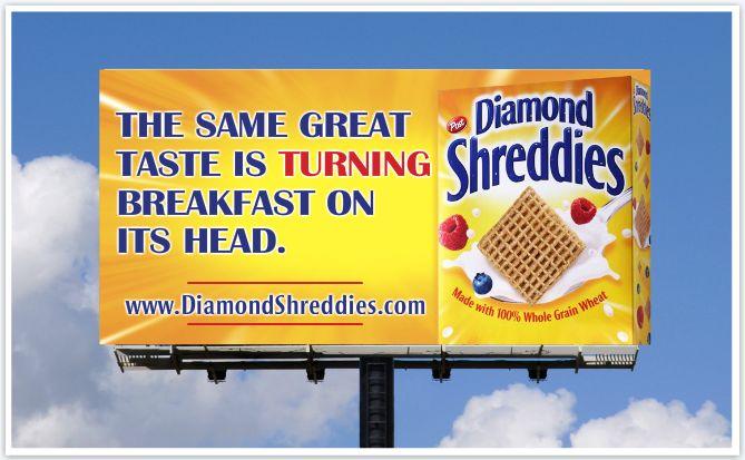 Image result for shreddies ads