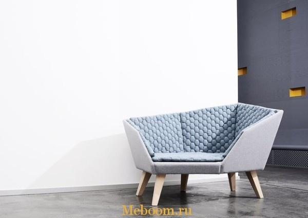 Диван Frigg от молодого дизайнера Marianne Kleis Jensen   Мебель для Вашего дома