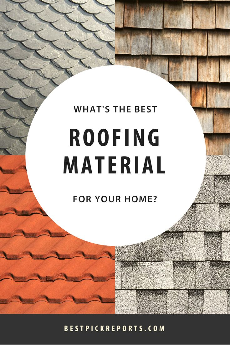 Each roofing material has its own characteristics. Read our quick guide to learn which material is best for your home.