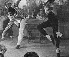 DANCE DANCE DANCE / Audrey Hepburn Children's Fund - Reel Real Life #audreyhepburn #dance #ballerina