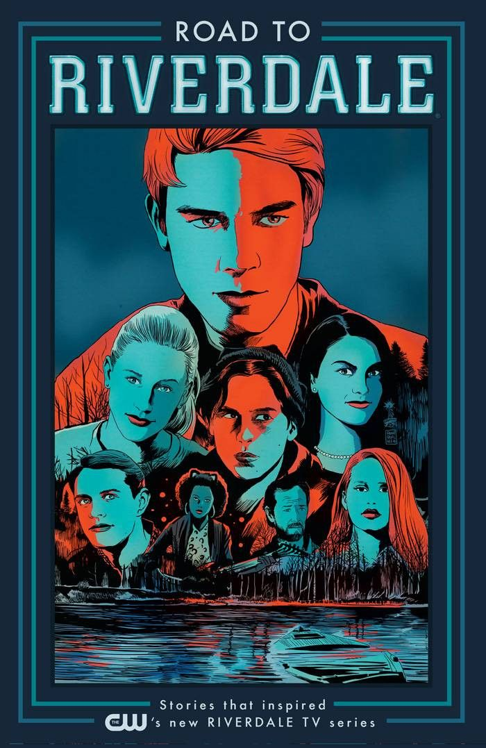 (W) Mark Waid & Various (A) Fiona Staples & Various Read the stories that inspired the new CW television series! In the past two years, the little town of Riverdale has changed in a number of amazing