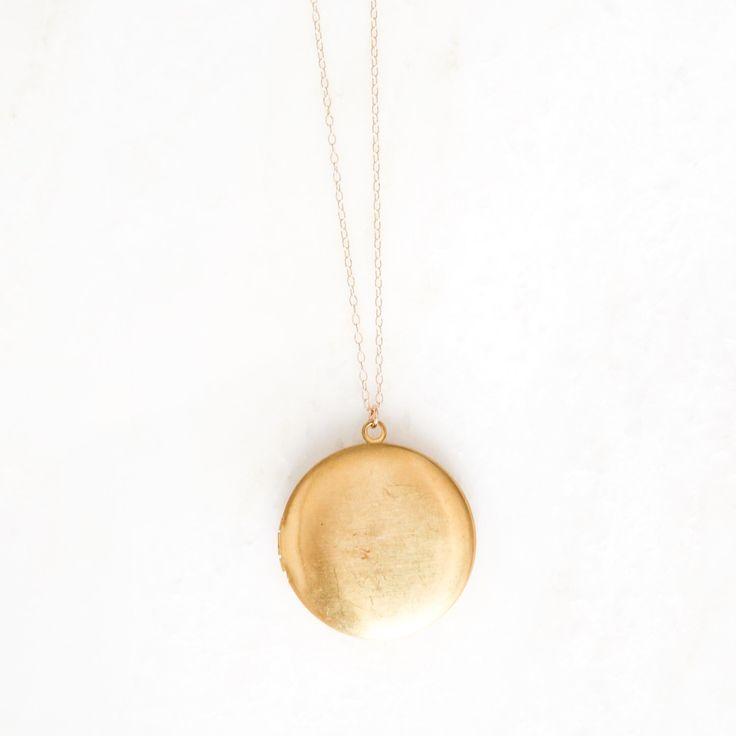 ECLIPSED LG. long brass locket necklace. long layering necklace. long necklace. keepsake necklace. mother's necklace. jeremiah 33:3 by DearMushka on Etsy https://www.etsy.com/listing/183849932/eclipsed-lg-long-brass-locket-necklace