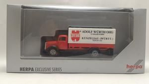 """Herpa Exclusive Series """"Wurth"""""""