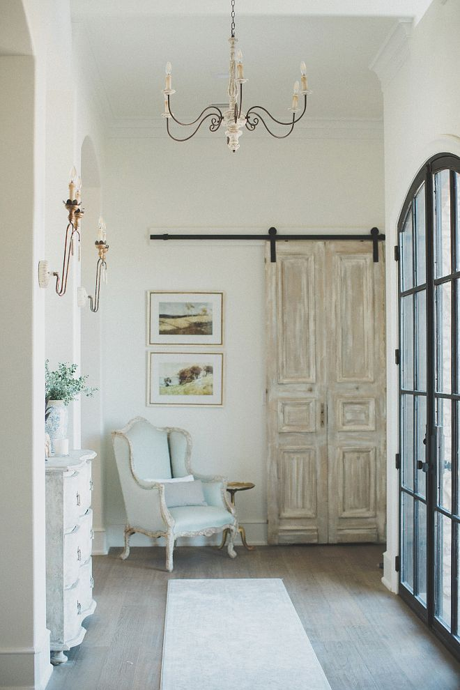 Sherwin Williams Alabaster White French Interior Paint Color Sherwin ...