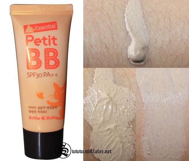*☆ Stella Lee's Blog ☆*: Holika Holika Petit BB Cream Review