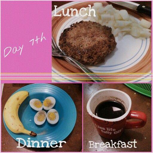 Diet Mayo day 7