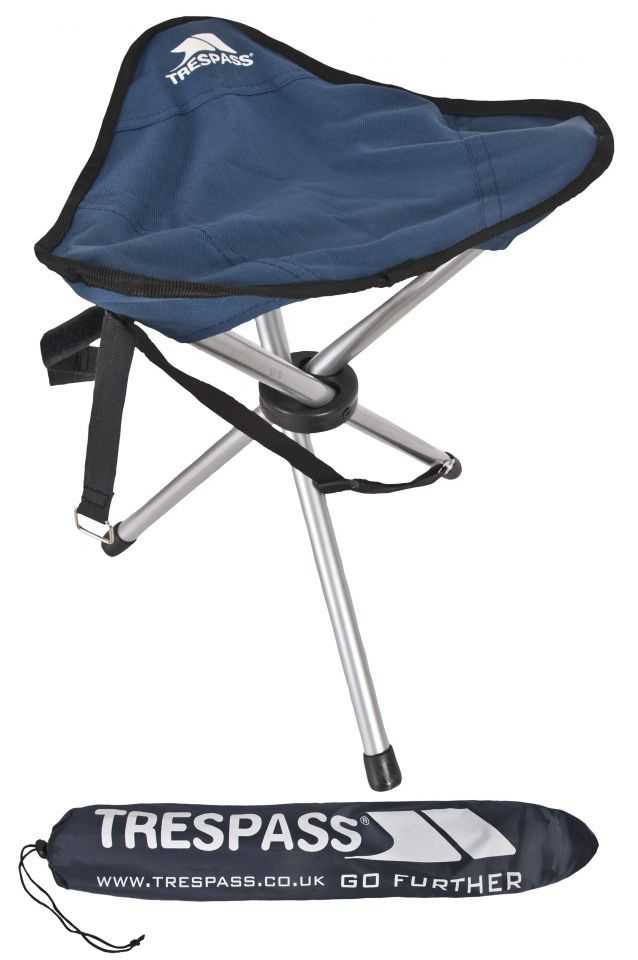 TRESPASS TRIPOD CAMPING CHAIR | Freeport Fashion Outlet