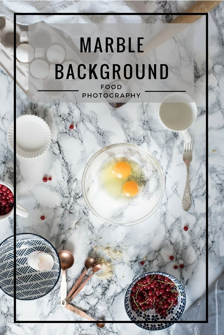 Marble Food Photography Backgrounds Backdrops Cheap Option