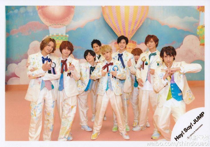 Hey! Say! JUMP - Kimi Attraction