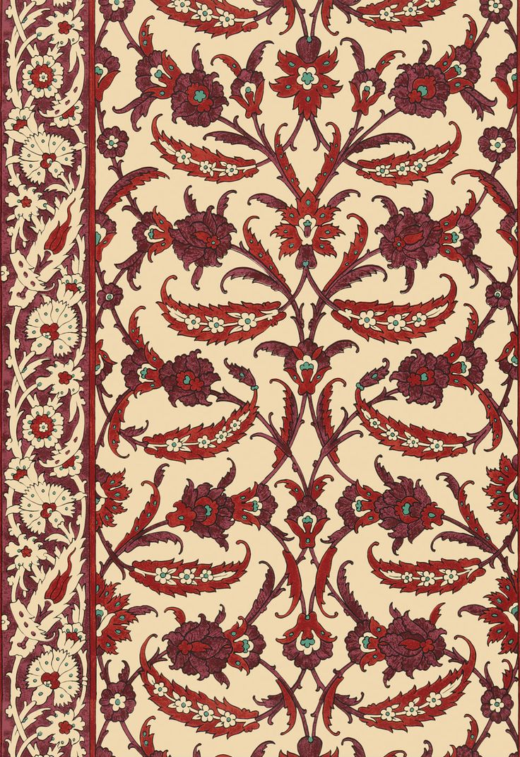 Topkapi in Pomegranate, 5006662. http://www.fschumacher ...
