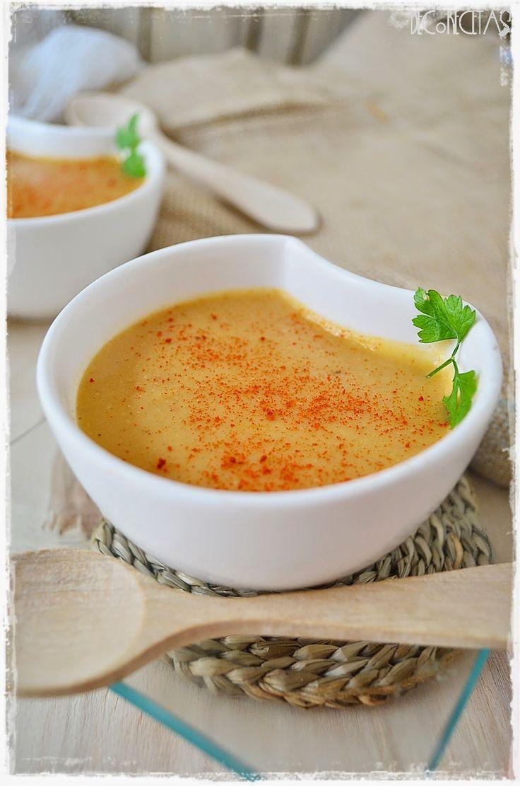crema a la sopa de ajo