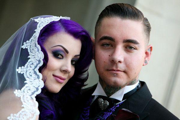 steampunk & goth weddings