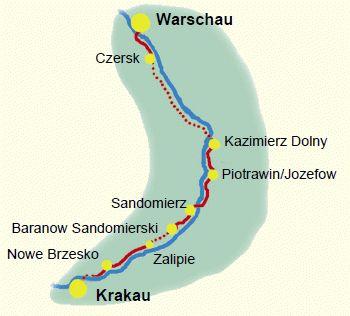 Weichsel-Radweg