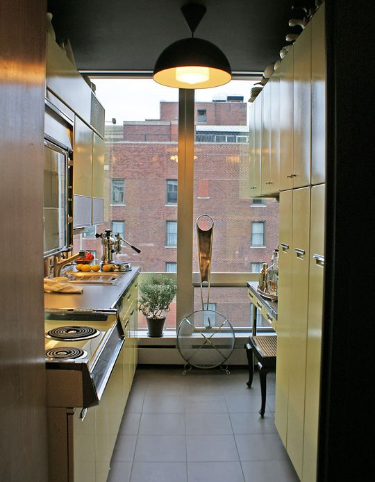 Small Galley Kitchen Ideas Design Inspiration: 17 Best Images About Galley Kitchens (& Other Small Spaces