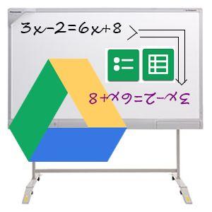 Crea ejercicios autocorregibles con Google Drve