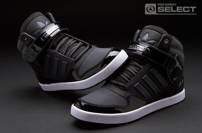 adidas originals Trainers - adidas originals AR 2.0 - Basketball - Black - Dark Shale - Running White