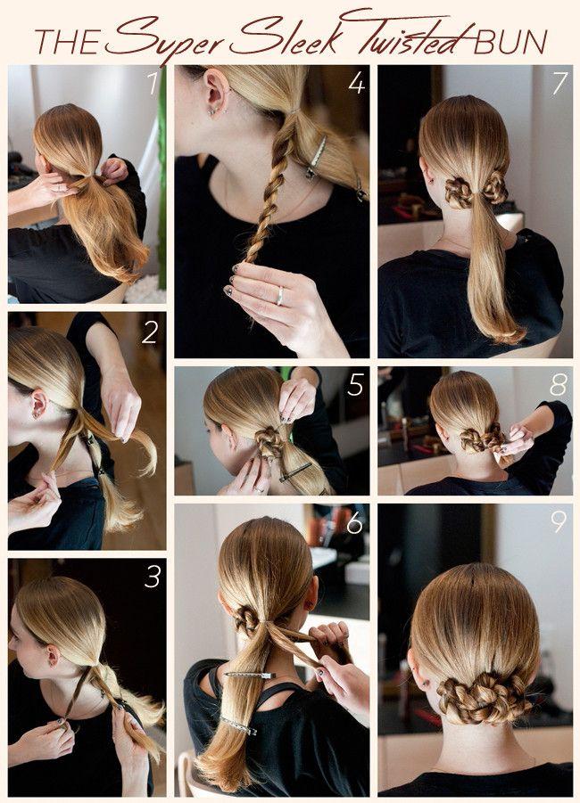 Best DIY Hairstyles Images On Pinterest Diy Hair Haircuts - Diy bun warmer