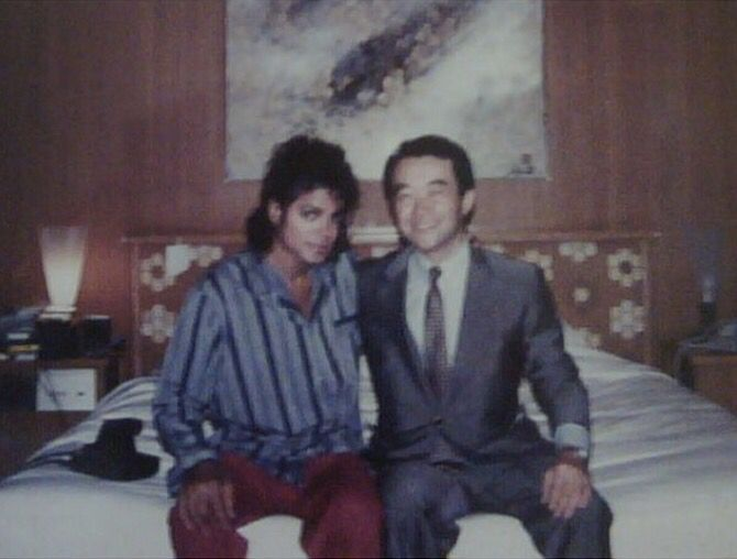 Michael rare❤️