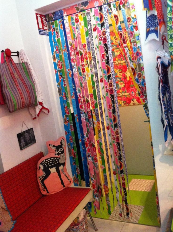 Curtain Kitsch Kitchen Cushion Klevering Shop Decor