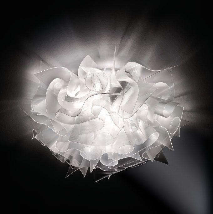 Veli. Luminarias de la firma italiana SLAMP