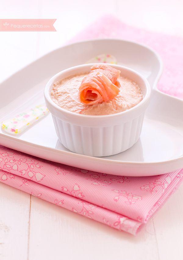 Paté de salmón, una receta de Navidad