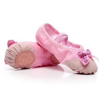 Ballett-Schuhe Ballettschläppchen Ballerina Tanzschuhe flache Ballettschuhe für Kinder Erwachsene Damen 22-40 - http://on-line-kaufen.de/long-dream/ballett-schuhe-ballettschl-ppchen-ballerina-f-r